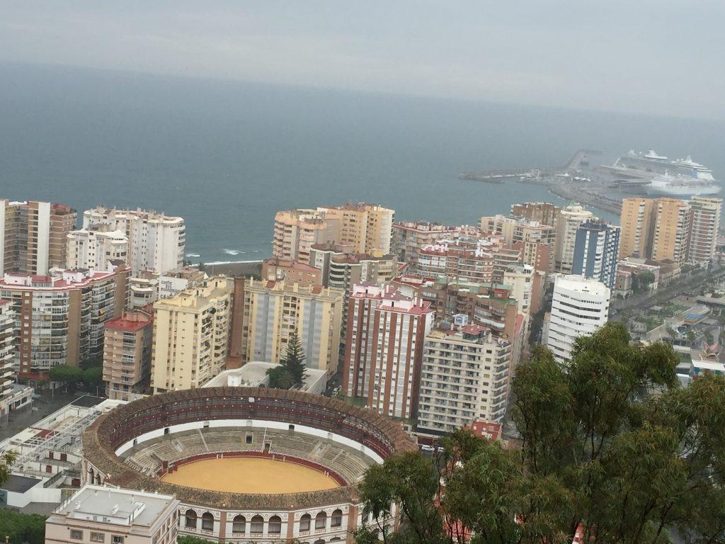 西班牙熟龄游学 - 马拉加城市
