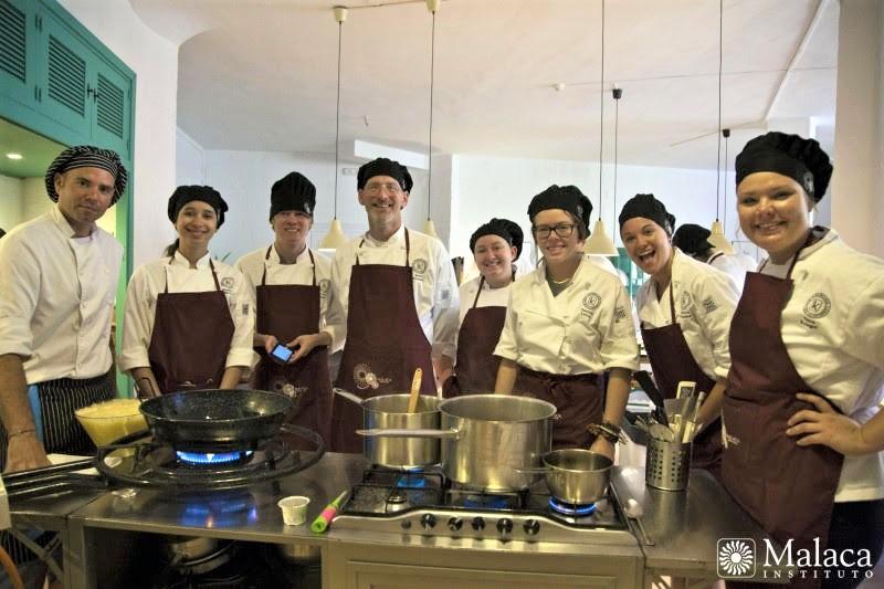 西班牙熟龄游学 - 地中海料理烹饪教学
