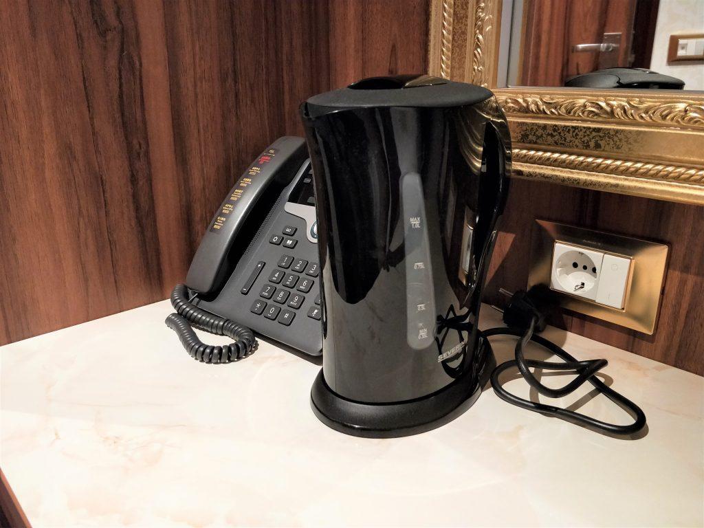 歌詩達威尼斯號 - 電熱水壺
