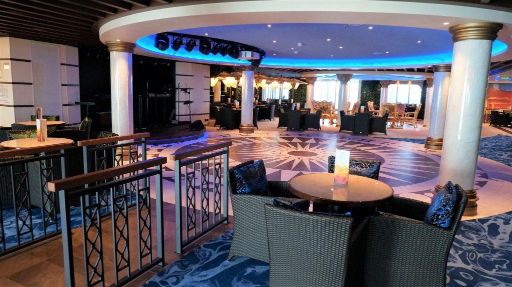 歌詩達威尼斯號 - 貢多拉酒吧