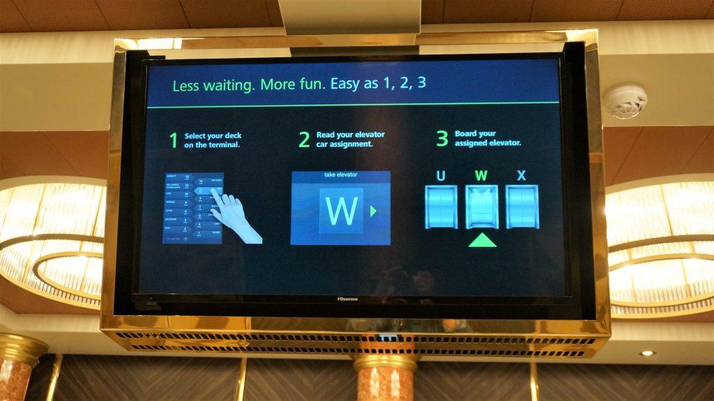 智慧型电梯使用说明