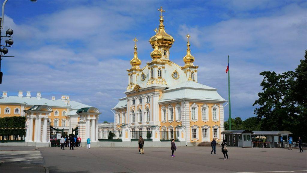 聖彼得堡岸上觀光 - 俄羅斯聖彼得堡