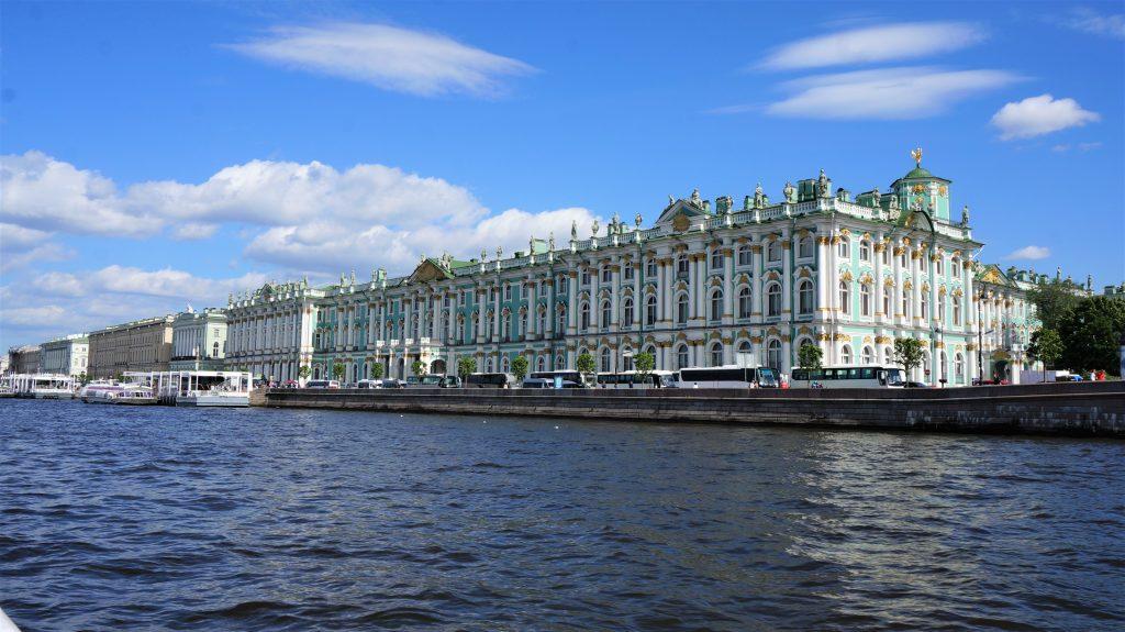 聖彼得堡岸上觀光 - 埃爾米塔日博物館