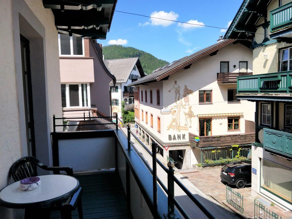 飯店房間陽台
