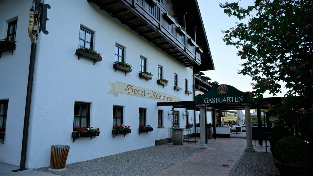 奧地利湖區自由行 - 喜來登飯店
