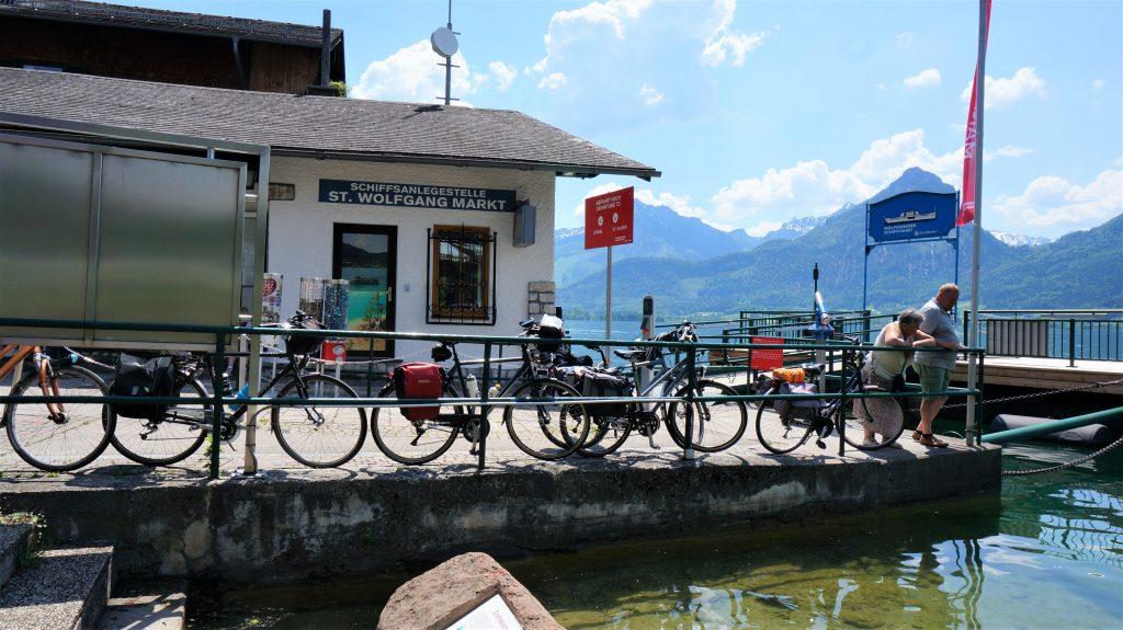 奧地利湖區自由行 - St. Wolfgang Markt 碼頭