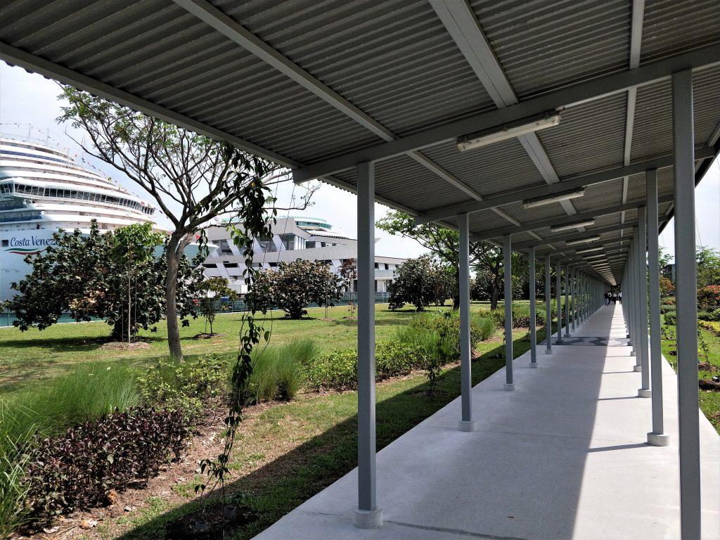 新加坡郵輪碼頭 - Marina Bay Cruise Centre(濱海灣郵輪中心)