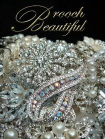 pearl bling brooch bouquet web7