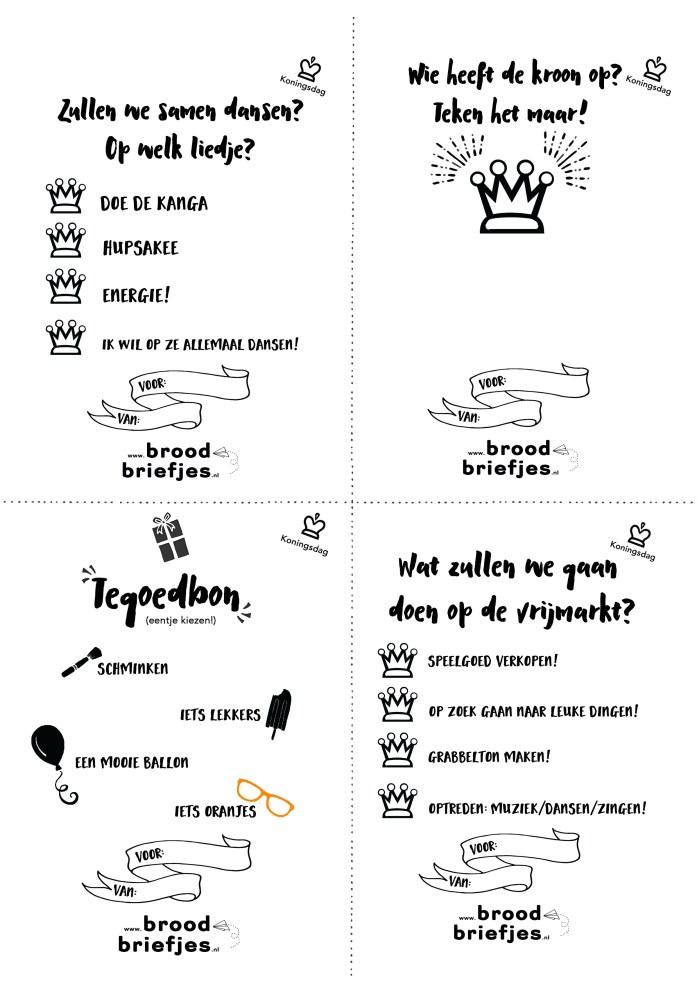 Broodbriefjes_Koningsdag