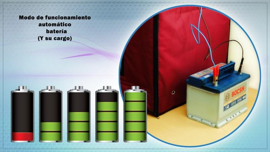 Automática el modo de vida de la batería de la batería