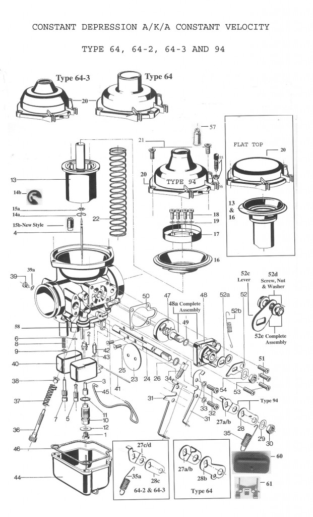 Bmw carburettor
