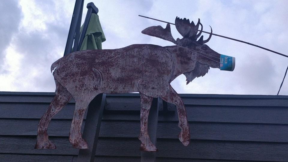 Moose mask