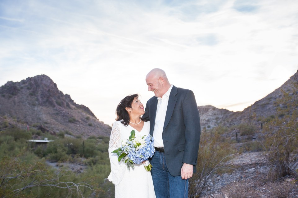 Phoenix Courthouse Wedding - Brooke & Doug Photography