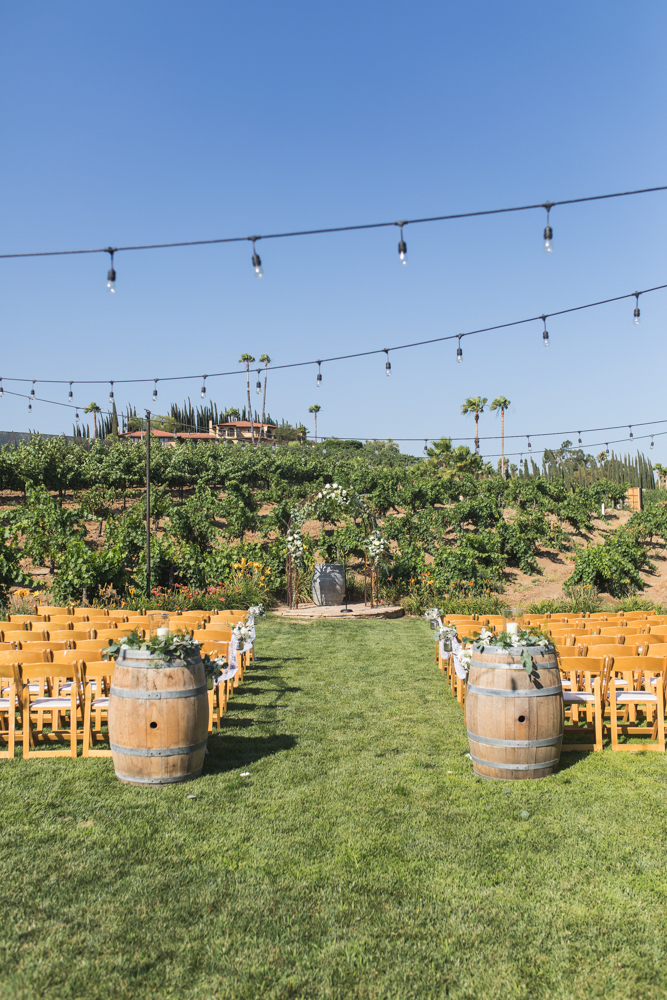 Europa Village Temecula Winery Wedding