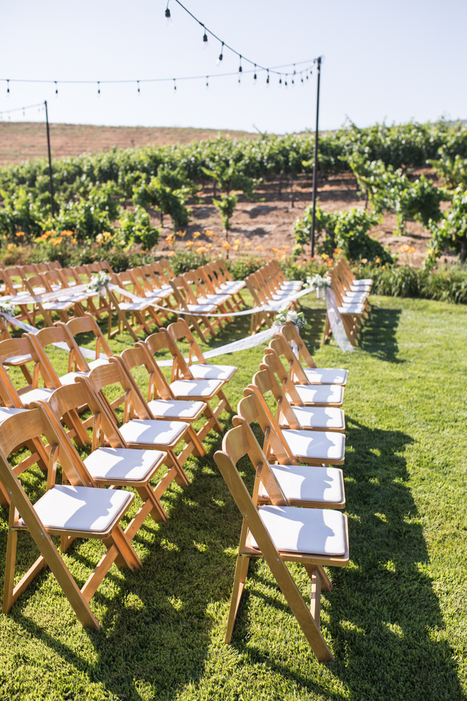 Europa Village Temecula Winery Wedding