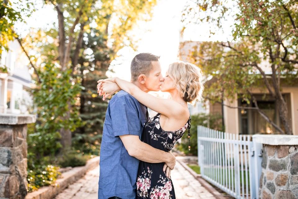 Prescott Winery Engagement - Brooke and Doug Photography