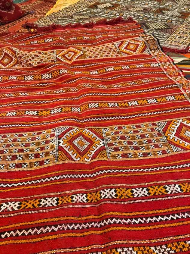 Beautiful Berber rugs