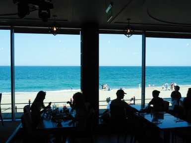 Ocean views from Butler & Barry