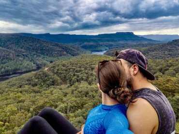 Three Views Walk in Kangaroo Valley