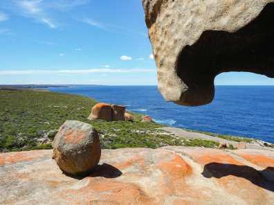 Kangaroo Island scenery