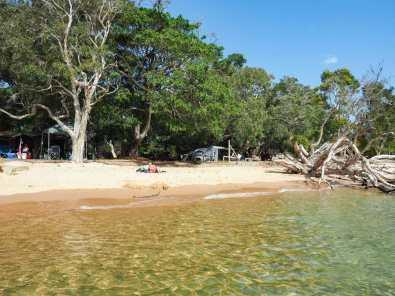 Minjerribah Camping at Amity Point