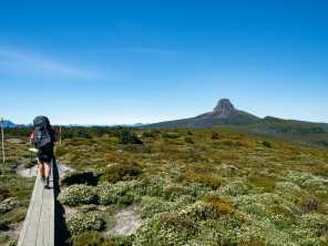 Day two on the Overland Track