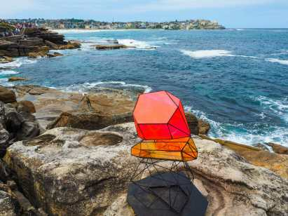 Sculpture by the Sea at Bondi Beach
