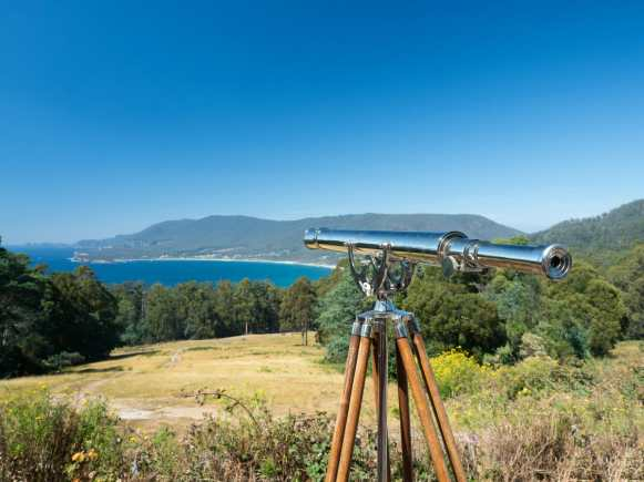 The beautiful Tasman Lookout