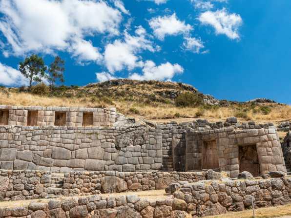Amazing ruins at Tambomachay