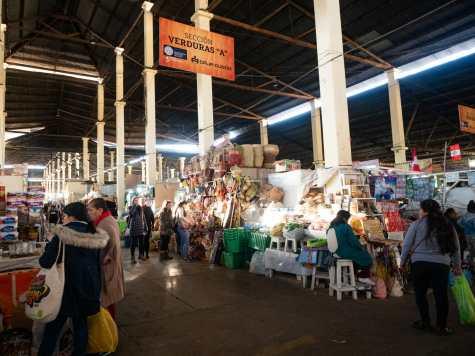 San Pedro Markets