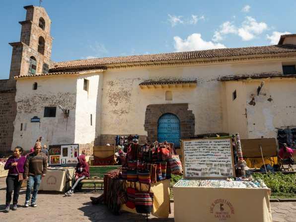 Markets in San Blas