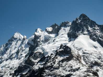 A sacred peak