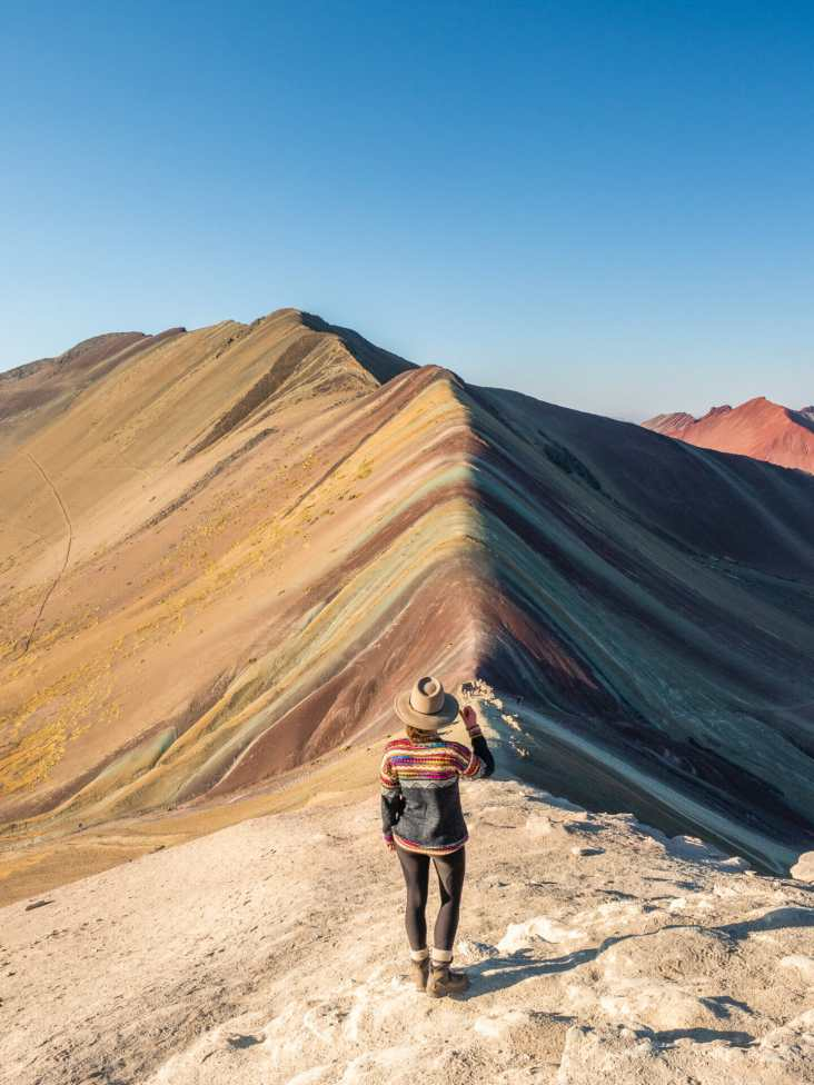 Vinicunca, Rainbow Mountain