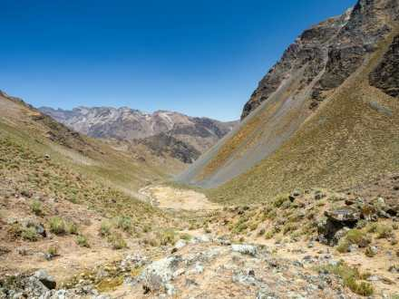 Descending to Huayllapa