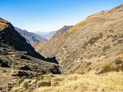 Ascending to Huatiaq