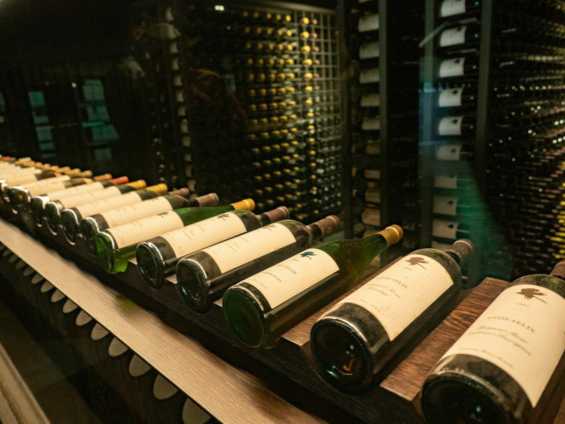 Wine cellar Margaret River Western Australia