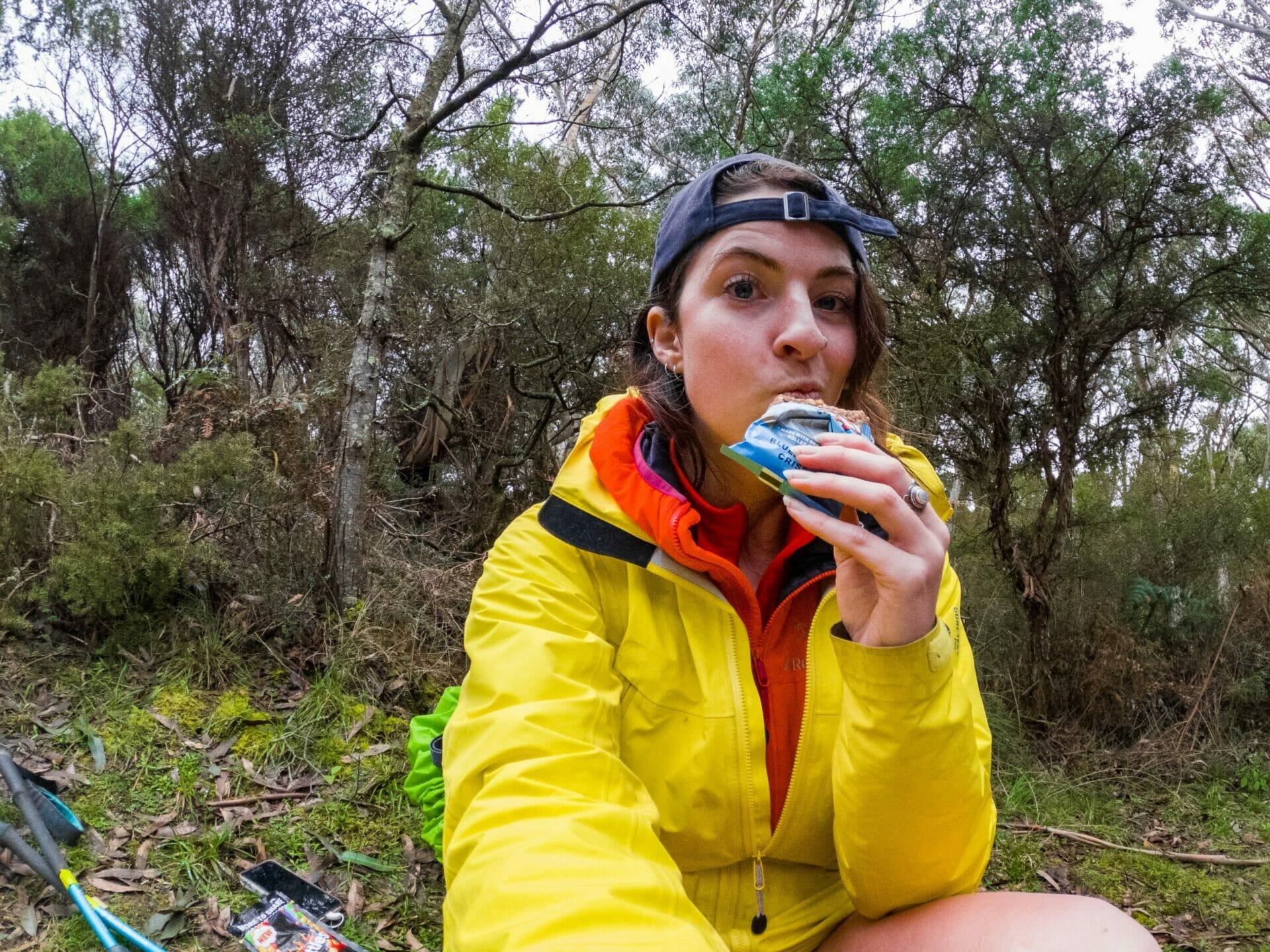 Great Ocean Walk hike solo female Ryan's Den