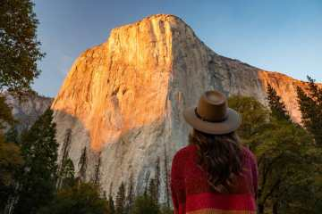 Yosemite National Park 1-day itinerary best views hikes