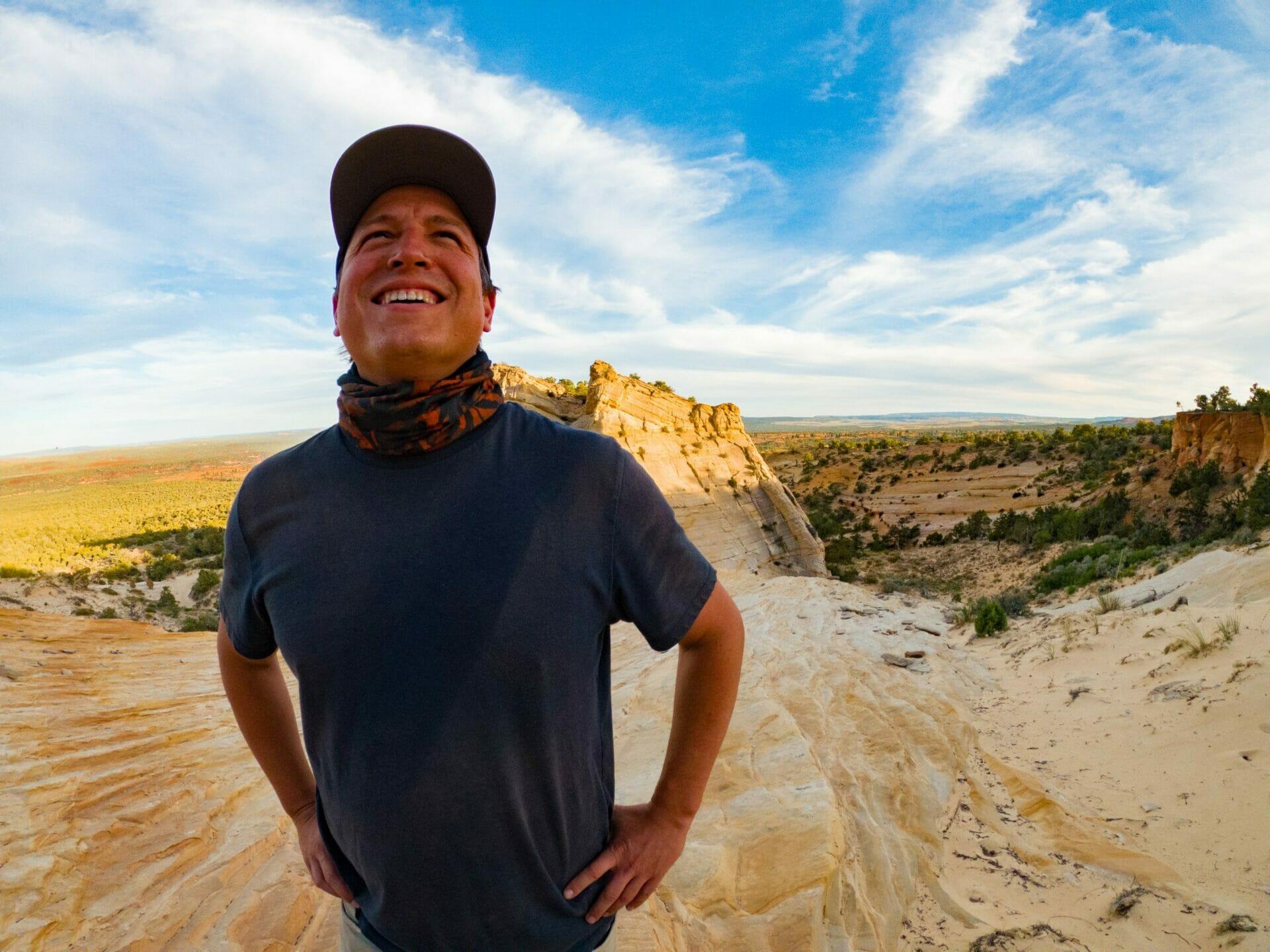 Peekaboo Slot Canyon Kanab Utah tour hiking