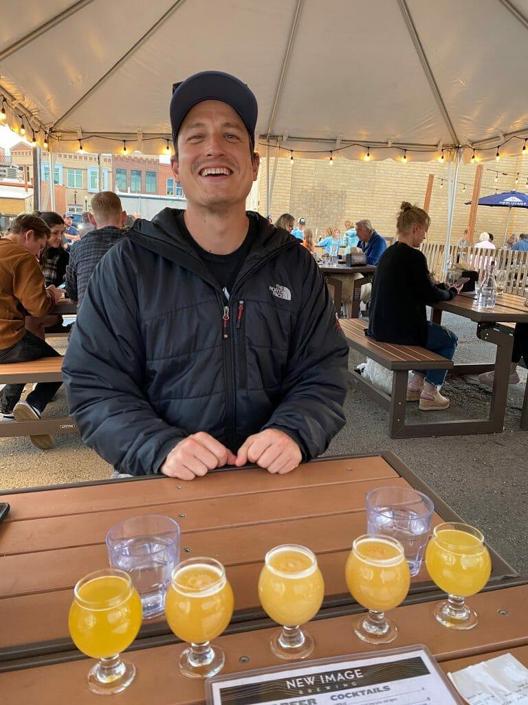 Denver Colorado Brewery hopping
