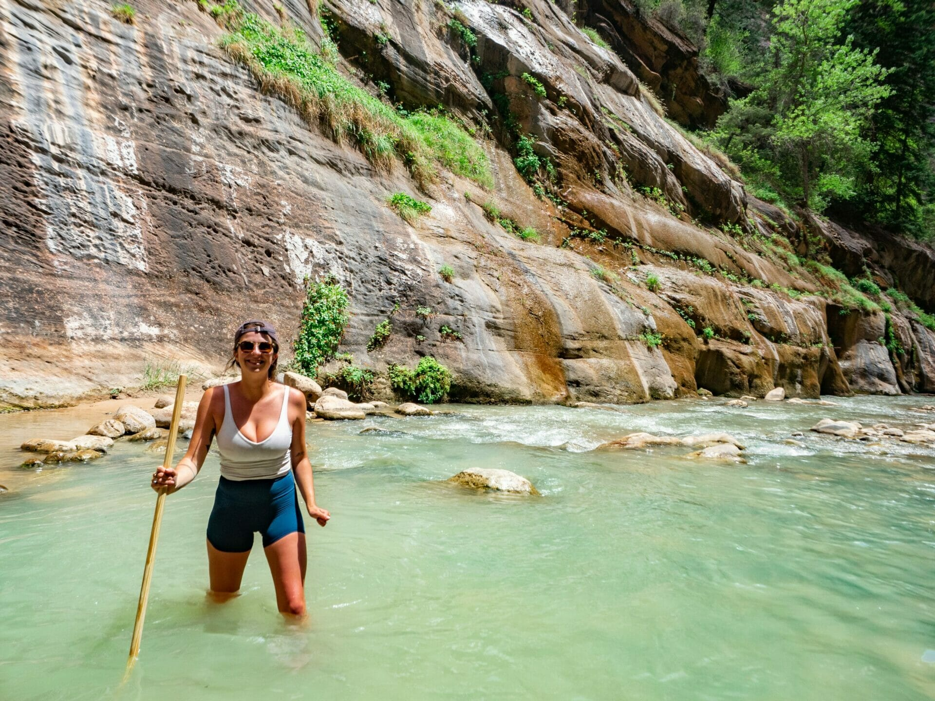 Zion National Park itinerary best hikes The Narrows