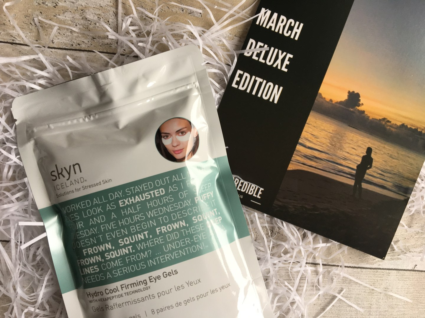 March 2018 Look Incredible Subscription Box