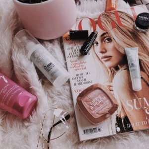 A few new beauty favourites...
