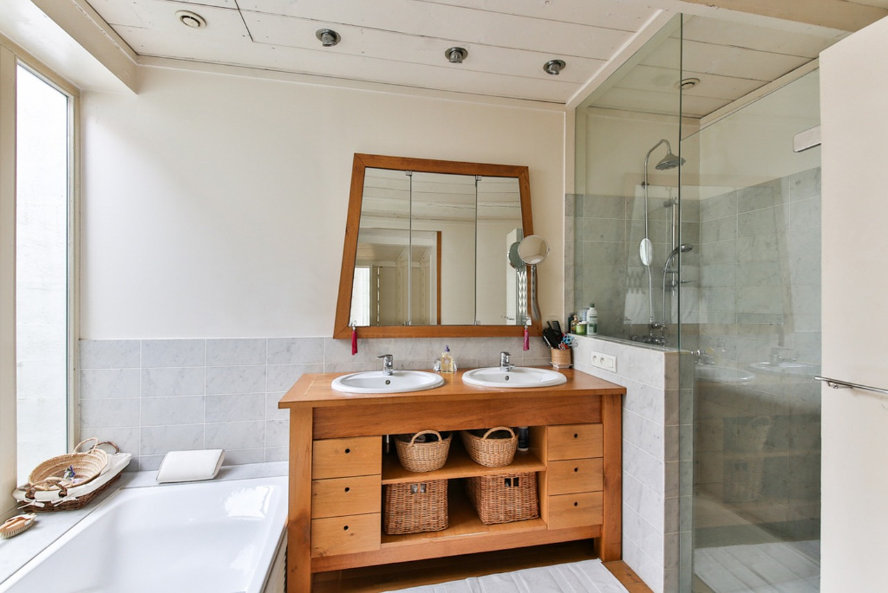 Rip It Out And Start Again? No Need! Updating Your Bathroom Simply