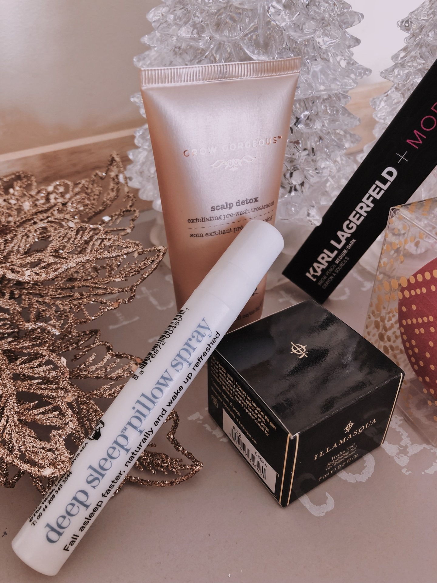 December 2018 Look Fantastic Subscription Box