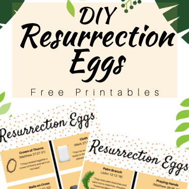 It's just an image of Resurrection Egg Story Printable throughout ressurection