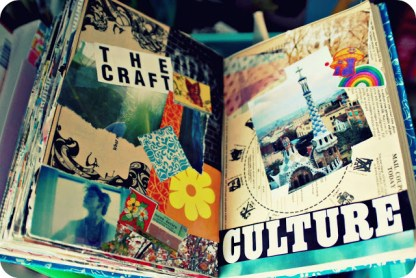 collage journal craft culture art brooke gibbons