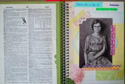 smash journal page 1 brooke gibbons