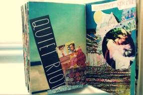 summercj2 collage art journal brooke gibbons