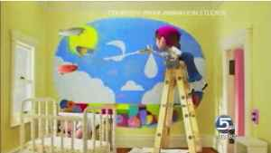 painting-the-nursery-mural-in-Up